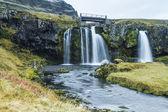 Iceland scenery — Stock Photo