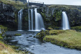 Krajobrazy islandii — Zdjęcie stockowe