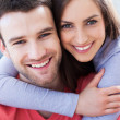 Smiling young couple — Stock Photo #25791915