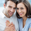 Happy young couple — Stock Photo #27659841