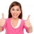 Thumbs Up — Stock Photo #27702421