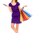 Woman Shopping — Stock Photo #27947027
