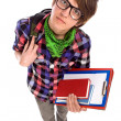 Male student — Stock Photo