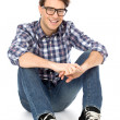 Cool young guy — Stock Photo #27950021