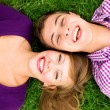 Teenage couple — Stock Photo #28037021