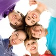 Five Young Teenagers — Stock Photo #28075869
