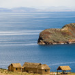 Isla del Sol, Titicaca, Bolivia — Stock Photo