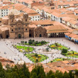 Stock Photo: Plazde Armas, Cuzco, Peru