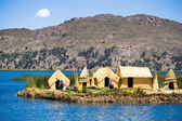 Uros Floating Islands, Lake Titicaca, Peru