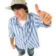 Thumbs up — Stock Photo #28196833