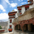 Stock Photo: Lamayuru Monastery, Ladakh, India
