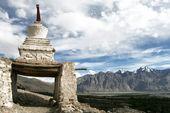 Chorten, Himalayas, Ladakh, India — Stock Photo