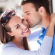 Affectionate young couple — Stock Photo #29541231