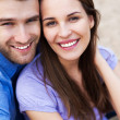 Young couple — Stock Photo #47023267