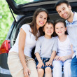 Family car — Stock Photo #49076333
