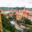Stock Photo: Chesky Krumlov