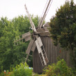 Foto Stock: Old windmill