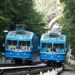 Funicular in Kiev — Stock Photo