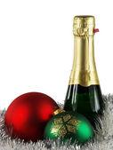 Nowy rok i święta bożego narodzenia — Zdjęcie stockowe