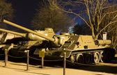 Soviet casemate-style tank destroyer SU-100 — Photo