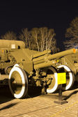 Soviet World War II  122mm howitzer M1938 (M-30) — Stock Photo