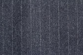Extreme close up of a pin-striped cloth — Stock Photo