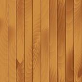 Vector Seamless Wood Plank Texture Background — Stockvektor