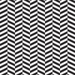 Zigzag, chevron seamless pattern — Stock Vector