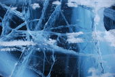 Thick Ice — Stock Photo