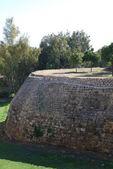 Ancient Wall Surrounding Nicosia Cyprus. — Stock Photo