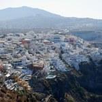 Santorini Town — Stock Photo #38785377