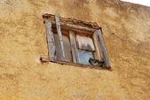 Weathered Window — Stock Photo