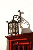 Greek Church Feature — Stockfoto