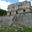 Stock Photo: Ruin in Chichen Itza