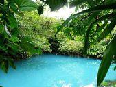 Incredible blue lagoon — Stock Photo