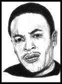 Portrait of Dr. Dre — Stock Photo