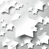 Creative stars — Stock Vector