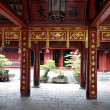 Stock Photo: Temple of literature