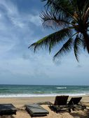 Ocean view in Phu Quoc island — Stock Photo