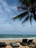 Vista al mar en la isla de phu quoc — Foto de Stock