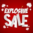 Explosive Sale — Stock Vector #32266111