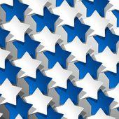 творческий фон звёзд — Cтоковый вектор