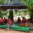 Stock Photo: Khmer Musicians Group