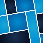 Creative abstract cubes — Stock Vector