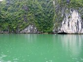 View Of Famous Halong Bay — Stock Photo