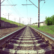 Railroad — Stock Photo #26941141