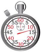 Stopwatch — Stock Vector