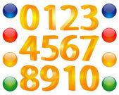 Numeral — Vetorial Stock