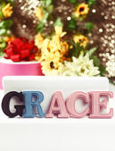 Name Grace — Stock Photo