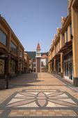 Północnej plaza. — Zdjęcie stockowe